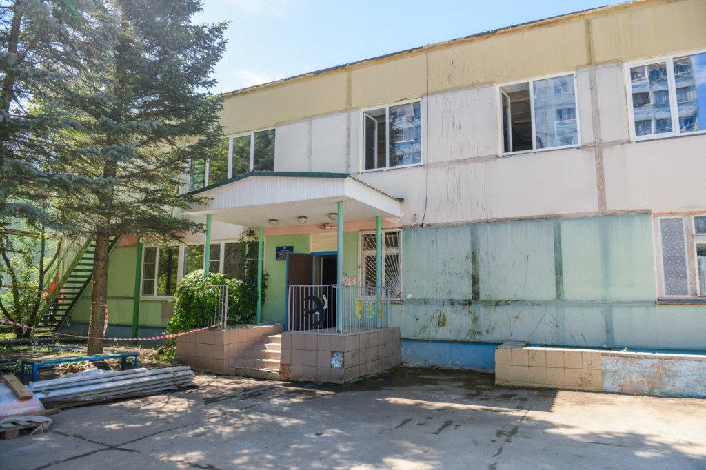 детский сад Дюймовочка