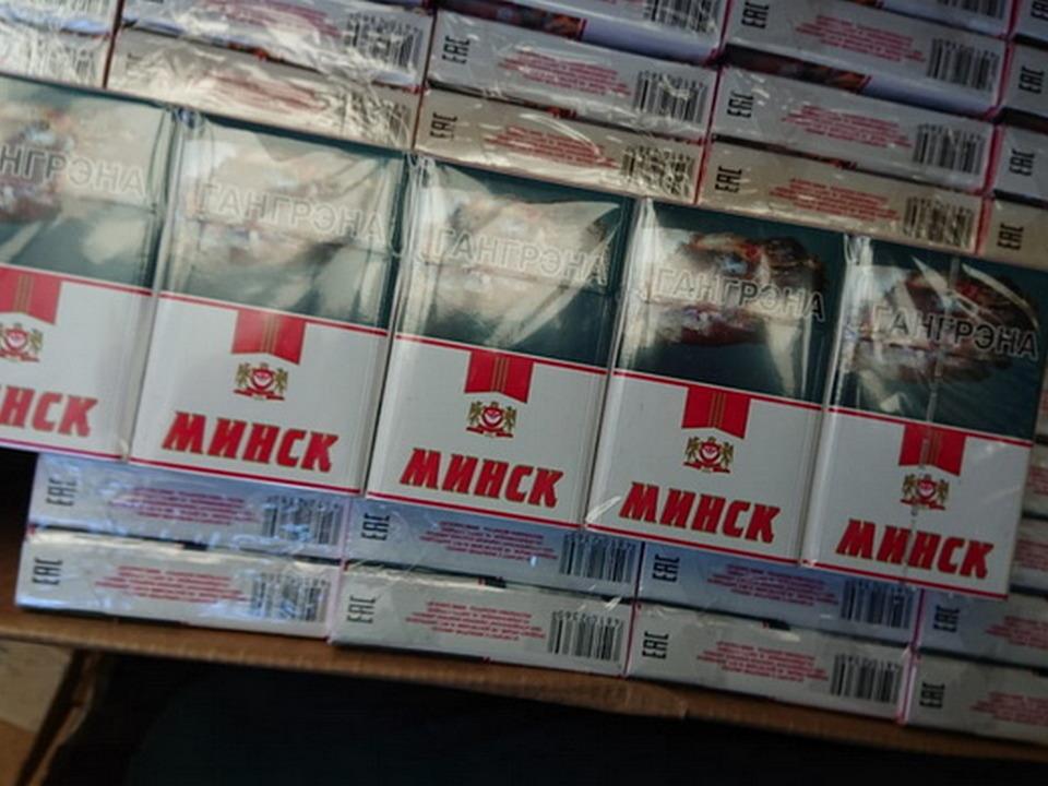 контрабанда белорусских сигарет 23.07.2020, Кругловка, опалубка_2 (фото Смоленской таможни)