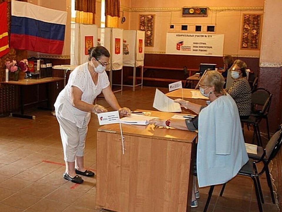 общероссийское голосование, Смоленский район (фото smolensk.er.ru)