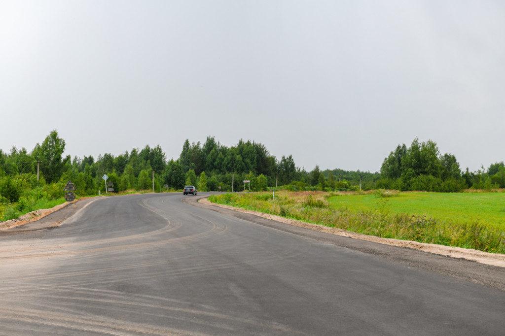 Рославльский район межрайонна дорога