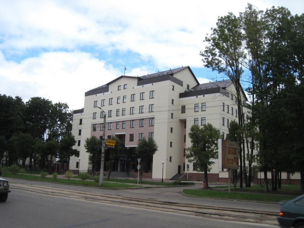 Смоленский областной суд (фото wikimapia.org)