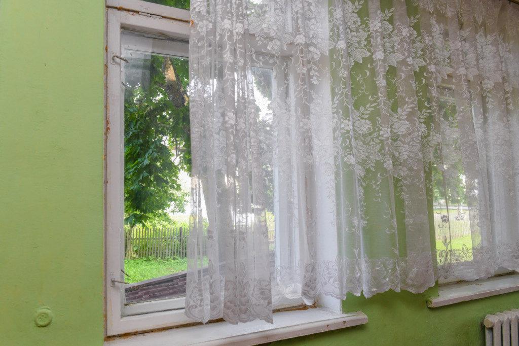 старые окна Ершичский ДДТ