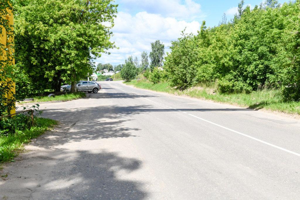 улица Мира Дорогобуж