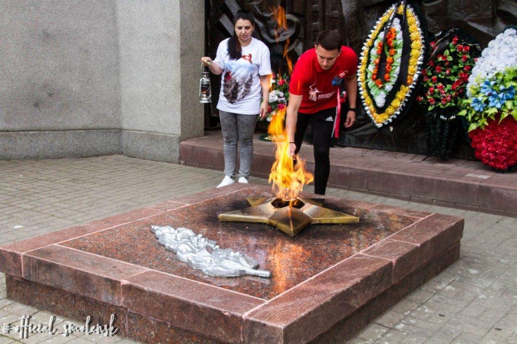 вечный огонь Редовка