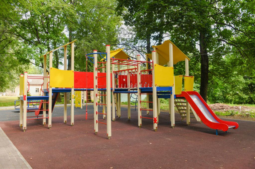 детская площадка Кардымово