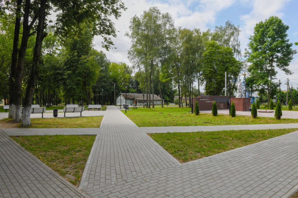 парковая зона Кардымово