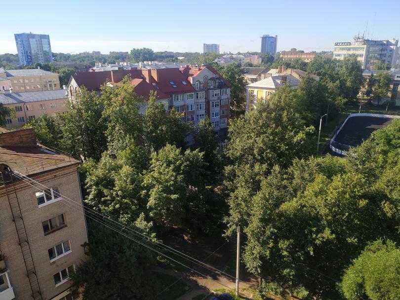 территории на улице Октябрьской революции Смоленск