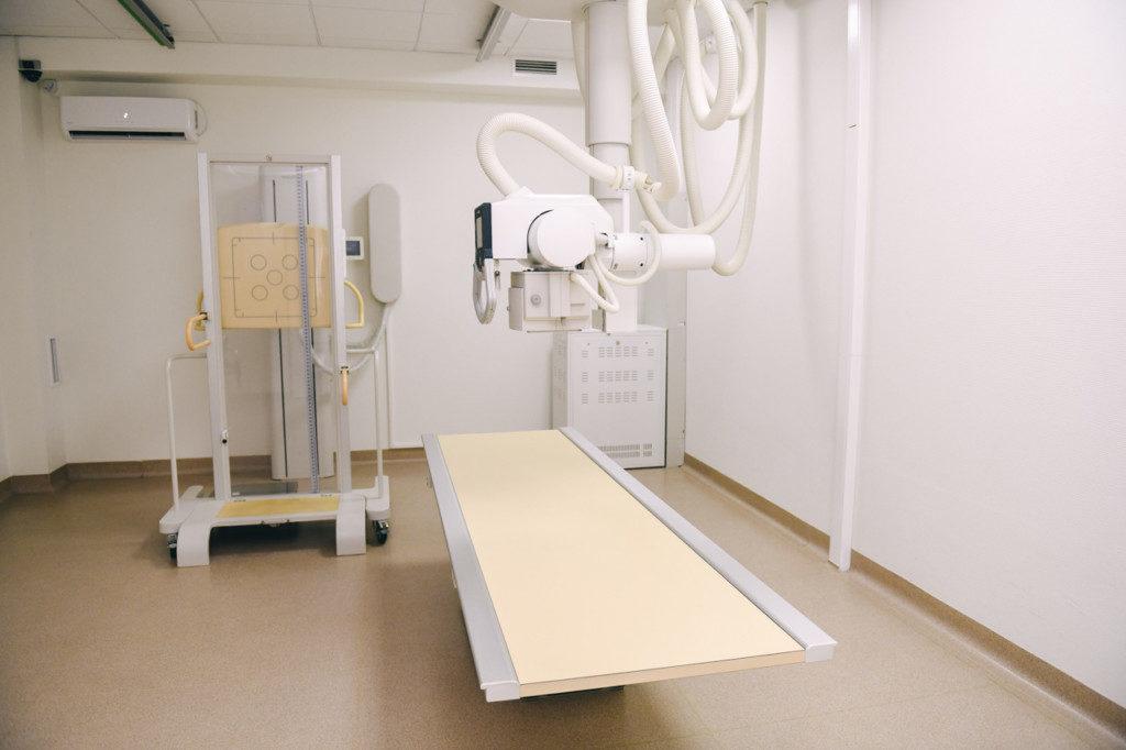 томограф снимок оборудование травматология