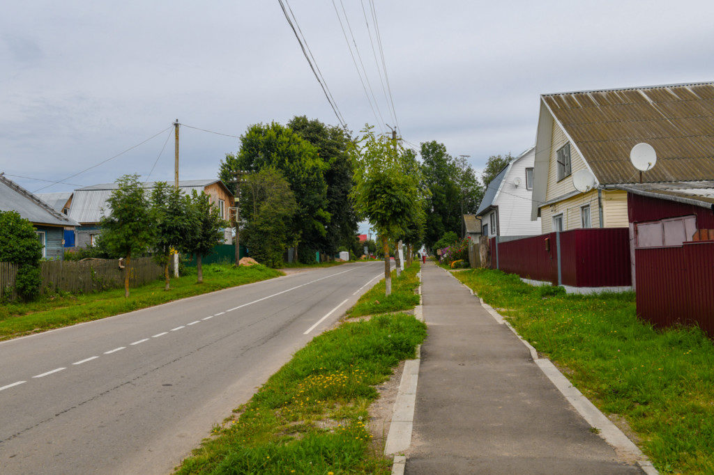 тротуары Духовщина