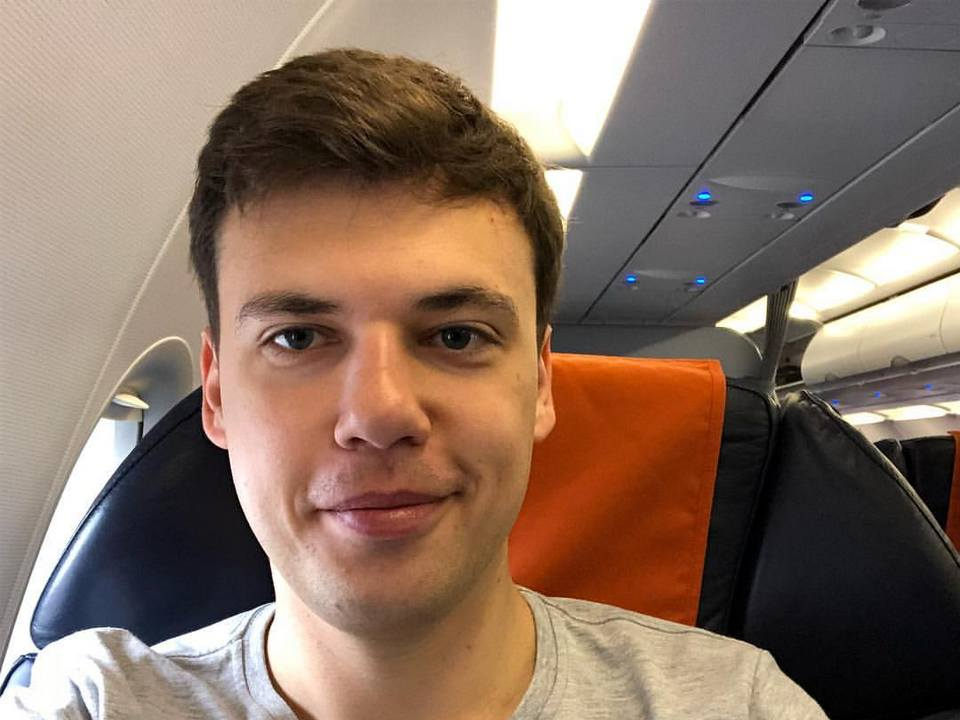 Владимир Горецкий (фото vk.com vladimir_goretskiy)
