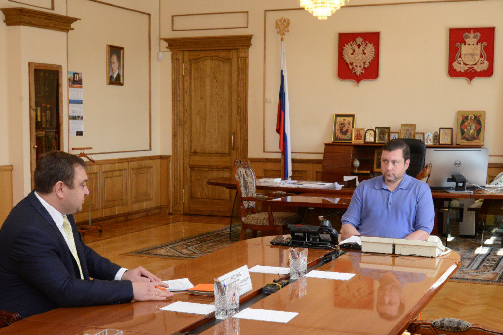 Владимир Соколов, Островский (фото admin-smolensk.ru)