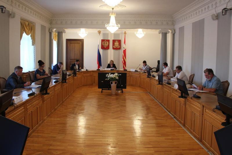 выборы губенатора областной избирком комиссия