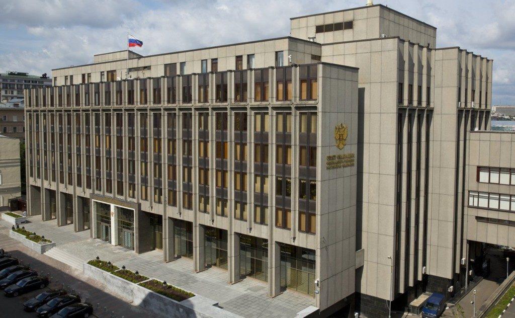 здание Совета Федерации (фото council.gov.ru)