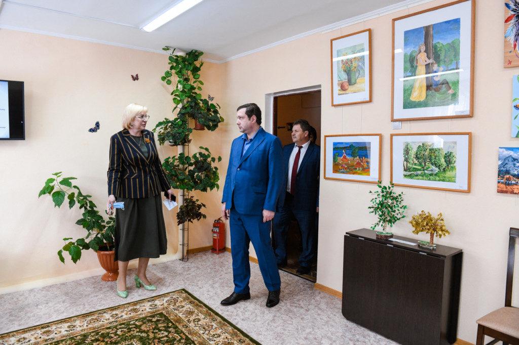 Алексей Островский Клуб золотого возраста