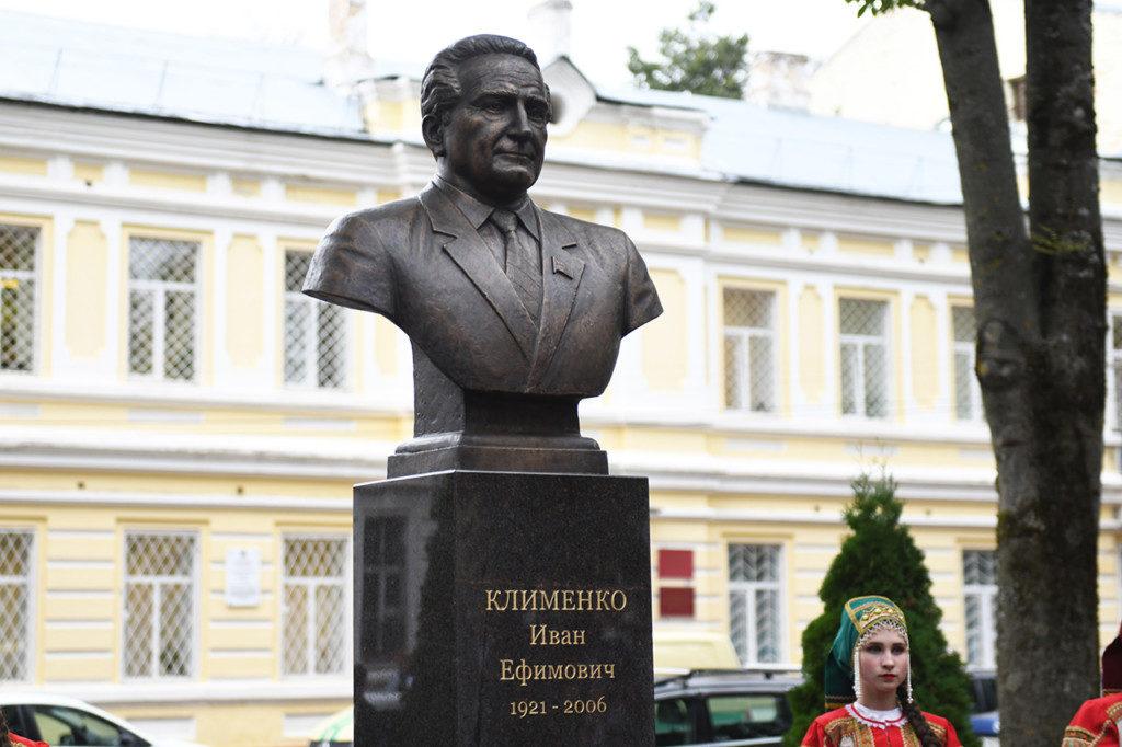 бюст Клименко
