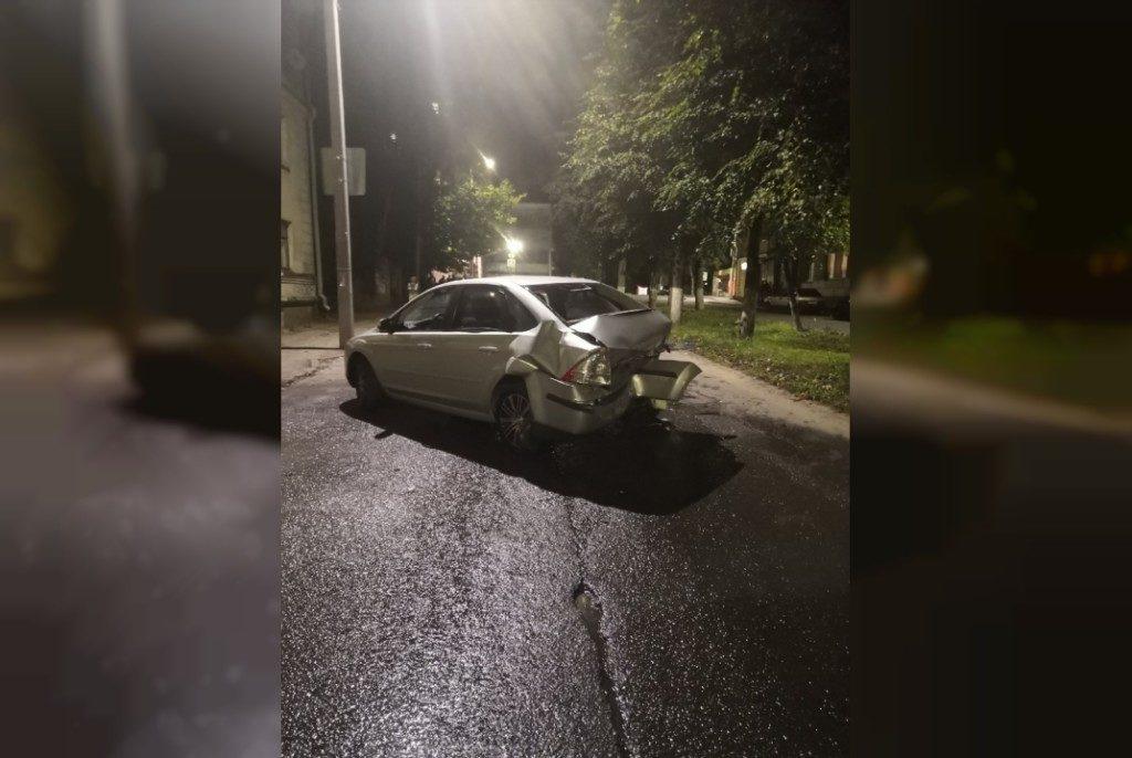 Форд авария Твардовского