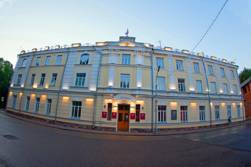 мэрия, здание администрации Смоленска