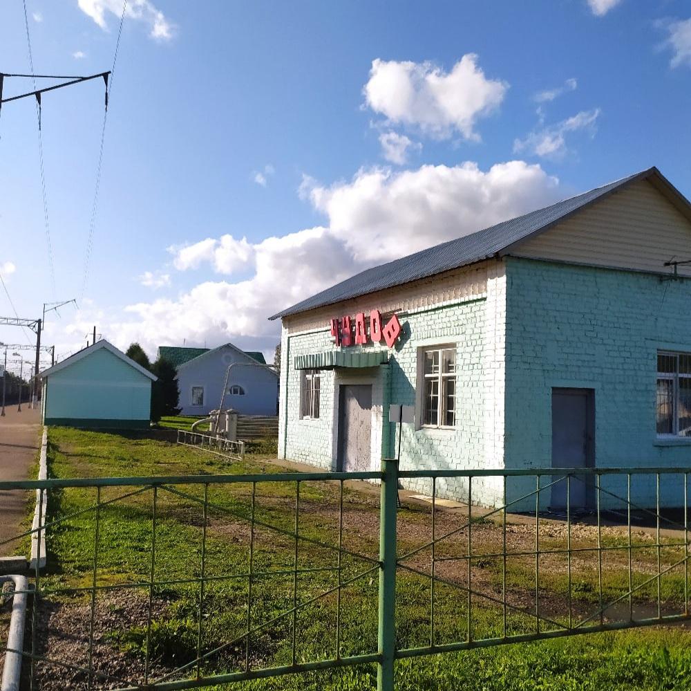 место съёмок сериала Золотой папа в Гнёздове (фото vk.com id153275511)