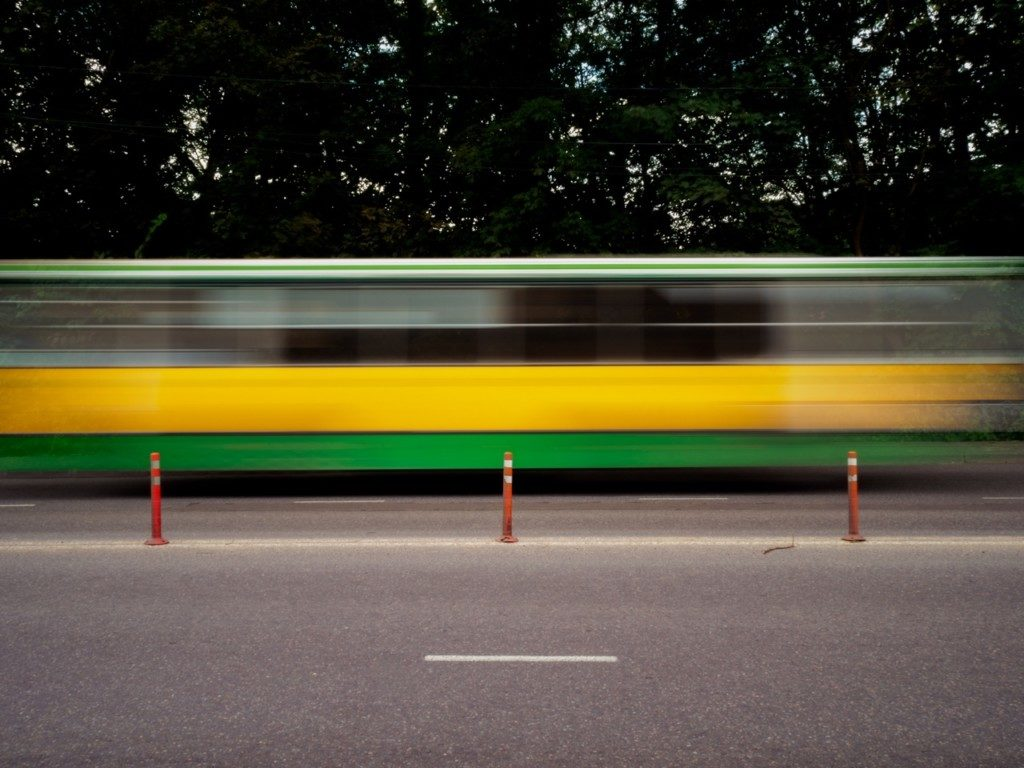 муниципальный автобус, Большая Советская (фото vk.com id5697119)