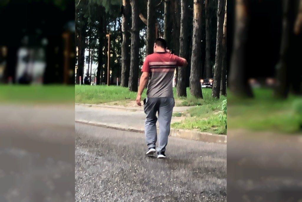 подозреваемый в попытке изнасилования 3.09.2020, Ударников, 47 (фото vk.com v.stepanenko1986)