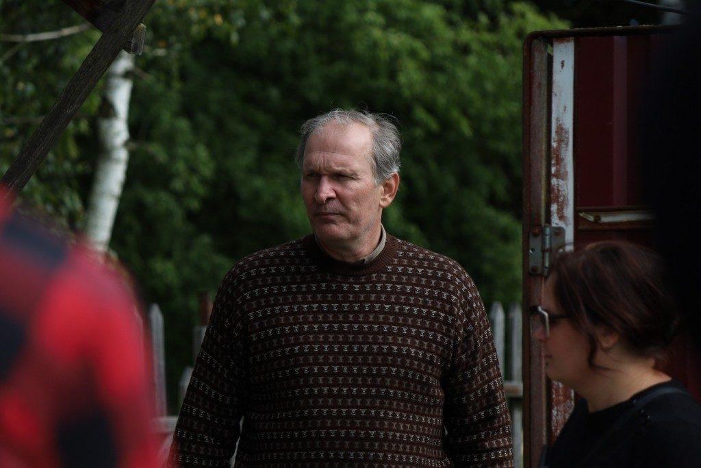 съёмки телесериала Золотой папа в Смоленске, Фёдор Добронравов_2