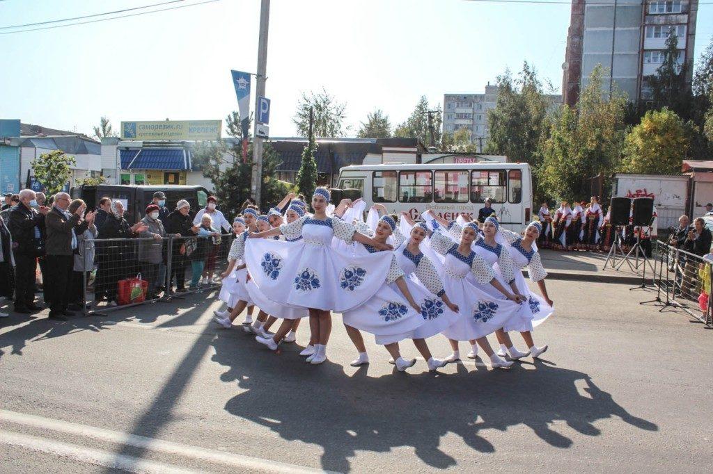 творческие коллективы ярмарка танец