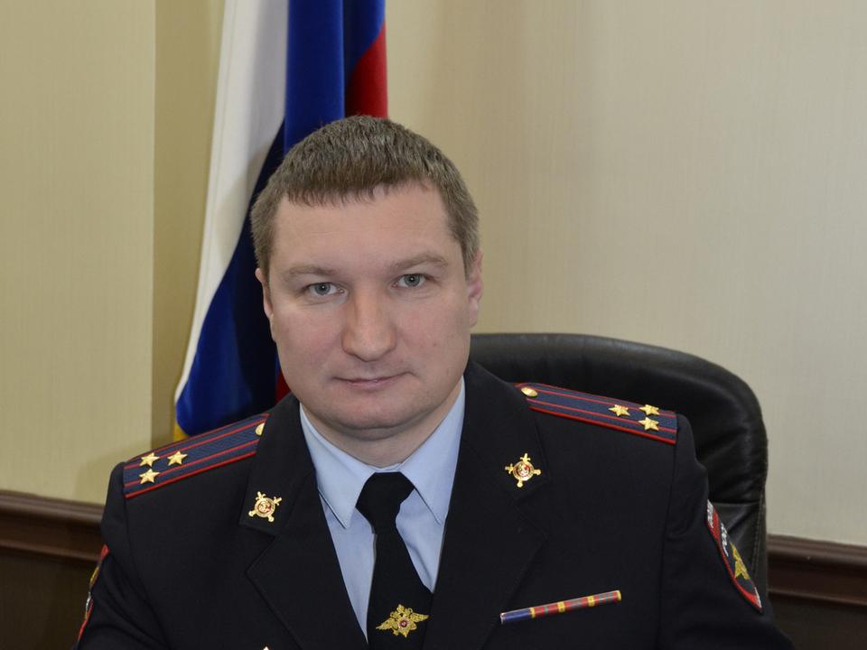 Алексей Торгачёв, ГИБДД (фото 67.mvd.ru)