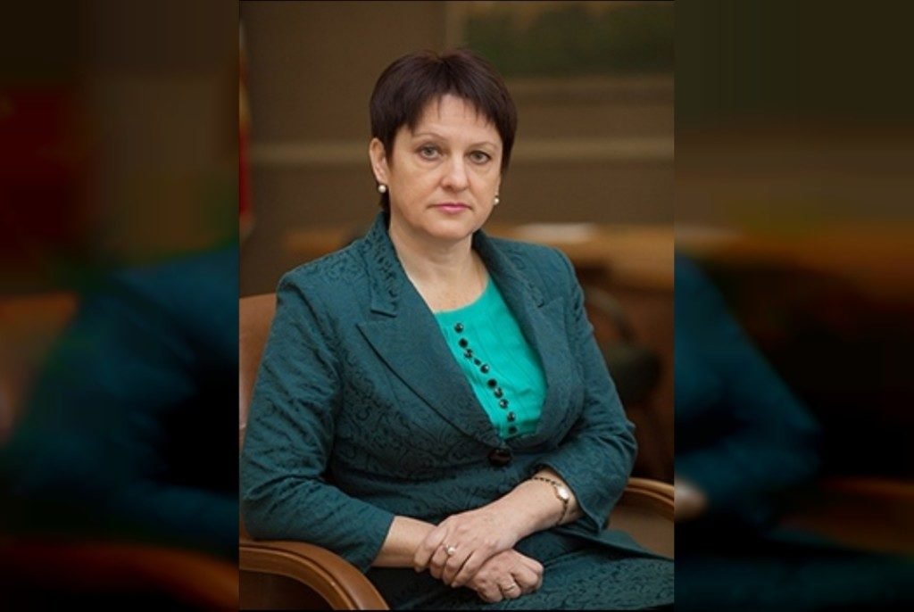 Татьяна Кулешова мэрия