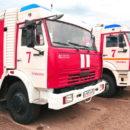 пожарная машина техника пожар МЧС