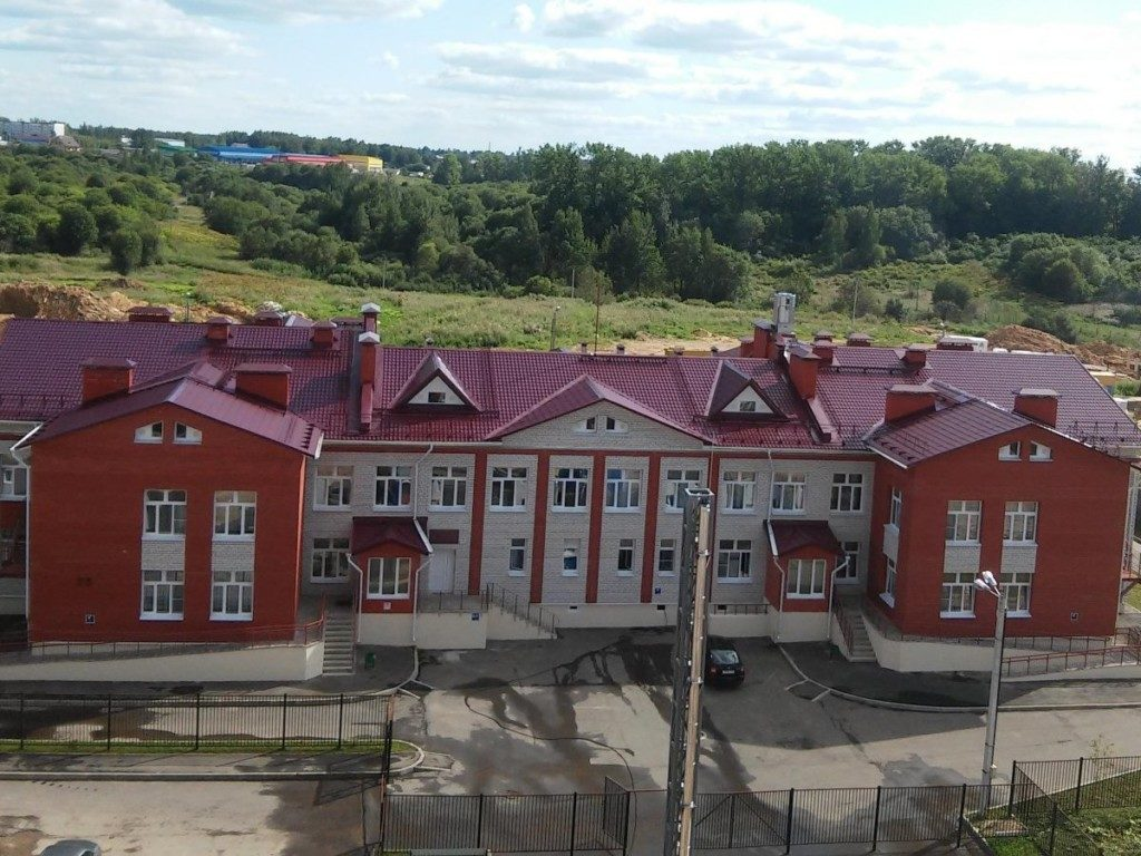 детсад №82 Рябинка, Ипподромный проезд (фото 2gis.ru)