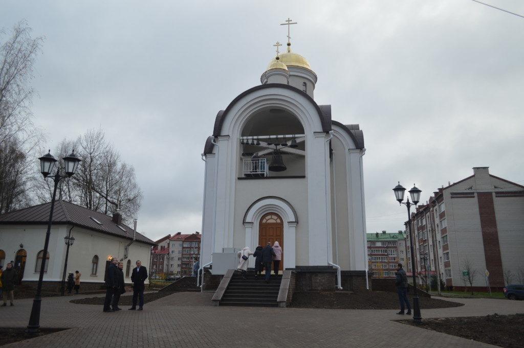 храм в Соловьиной роще 40