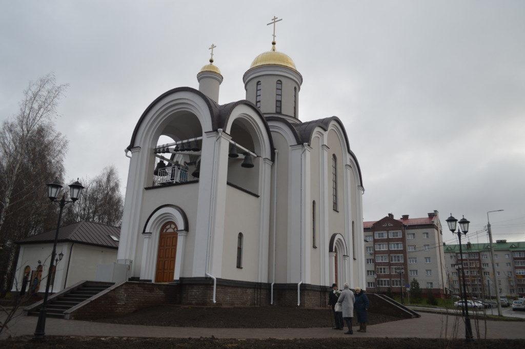 храм в Соловьиной роще 42