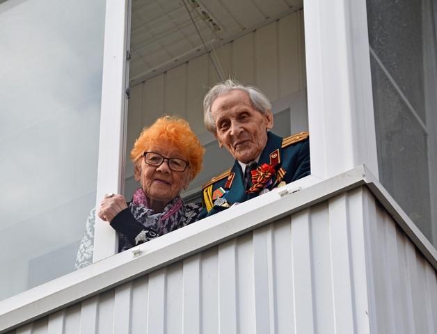 Михаил Павлов с женой