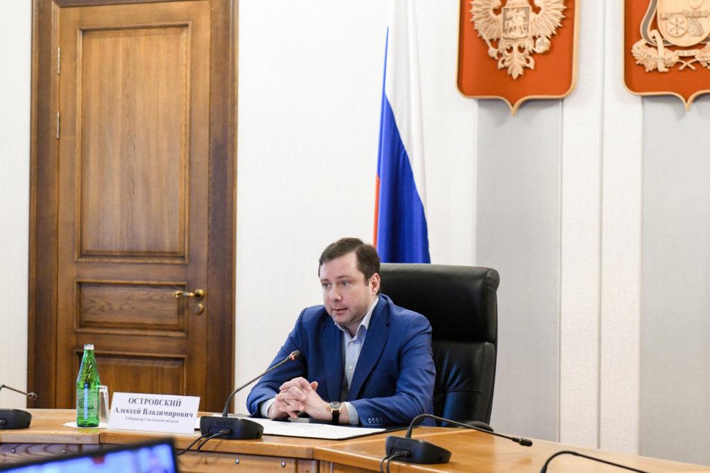 Островский Алексей