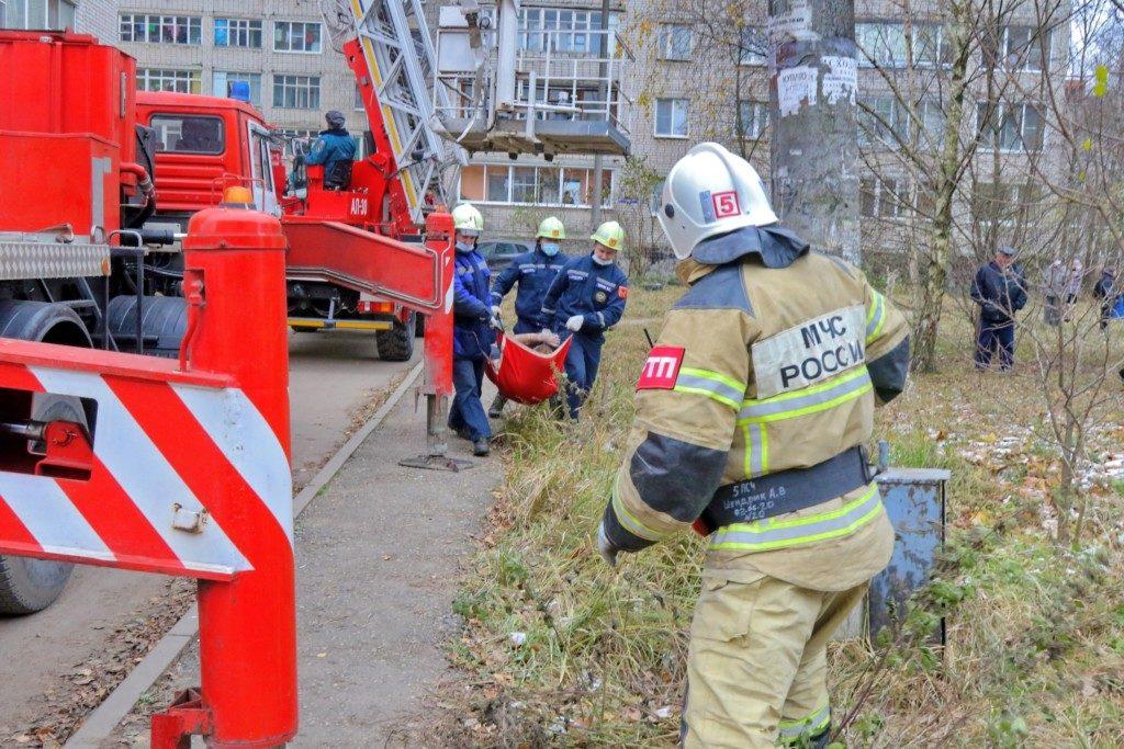 пострадавший Николаева эвакуация