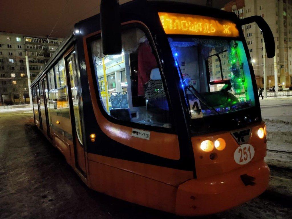 В Смоленске возобновили движение трамваев на Полиграфкомбинат