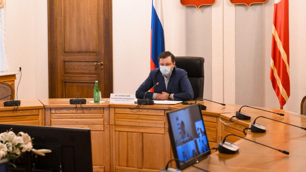 Алексей Островский ФАПы