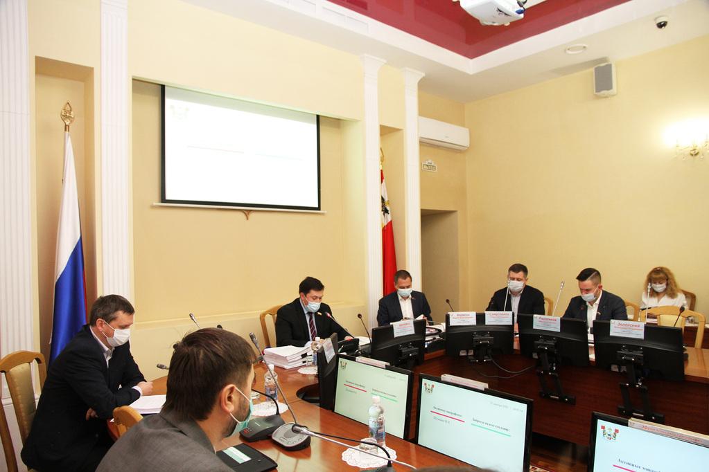 бюджет Смоленска