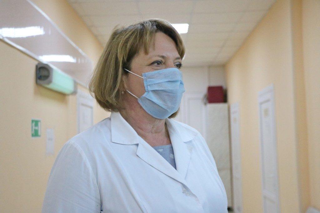 главный врач родильный дом на Кирова