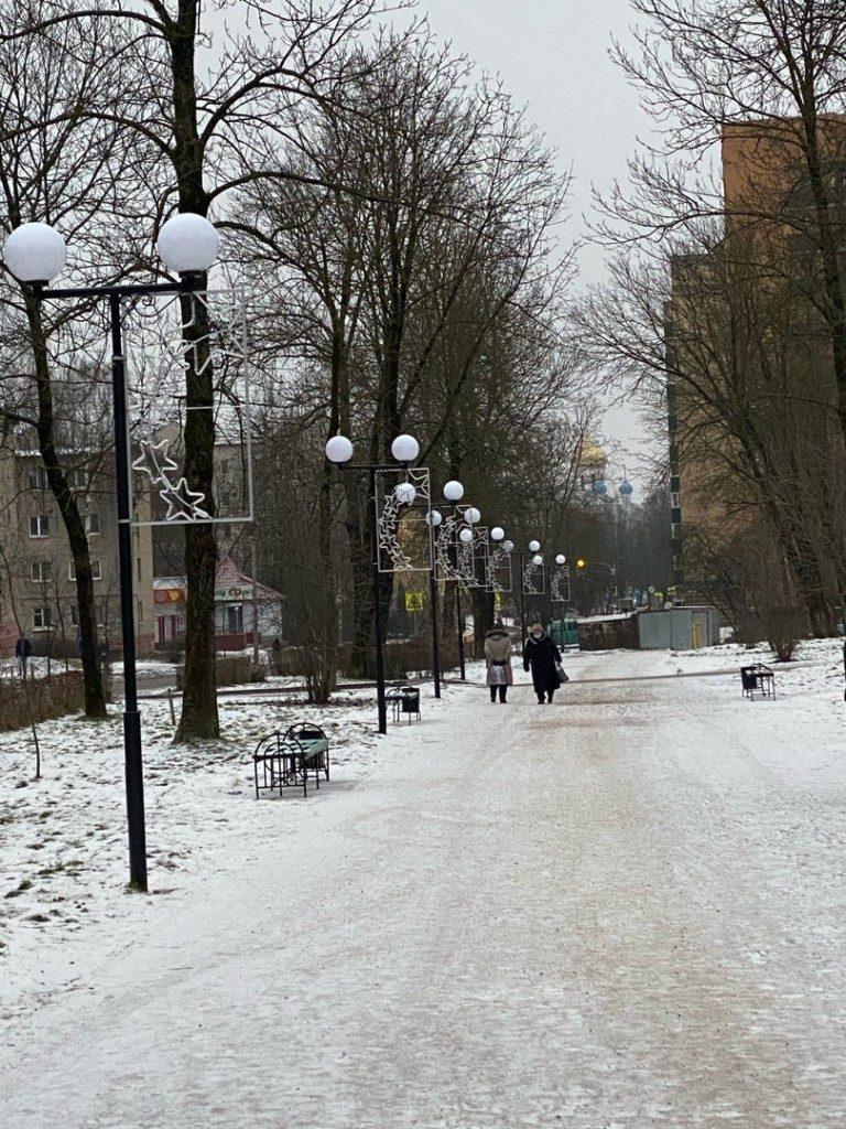 сквер Ломоносова