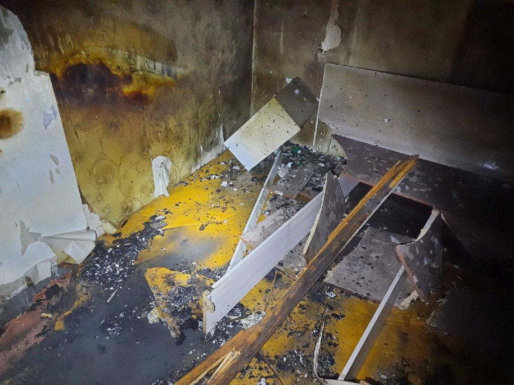 смертельный пожар 3.12.2020, Октябрьской революции, 32, квартира_2 (фото 67.mchs.gov.ru)