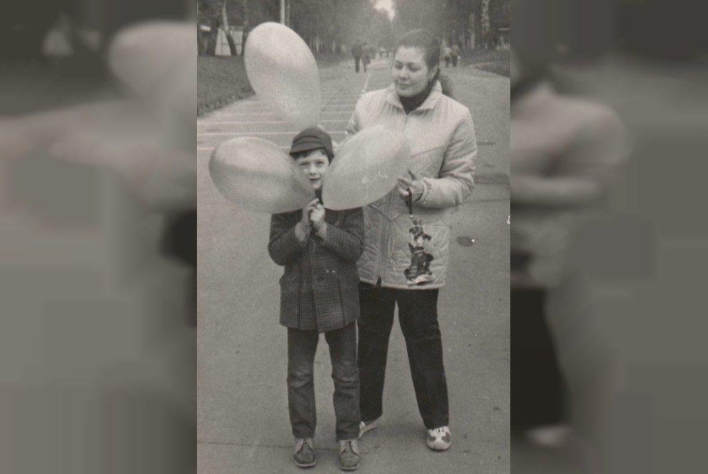 Алексей Островский детство