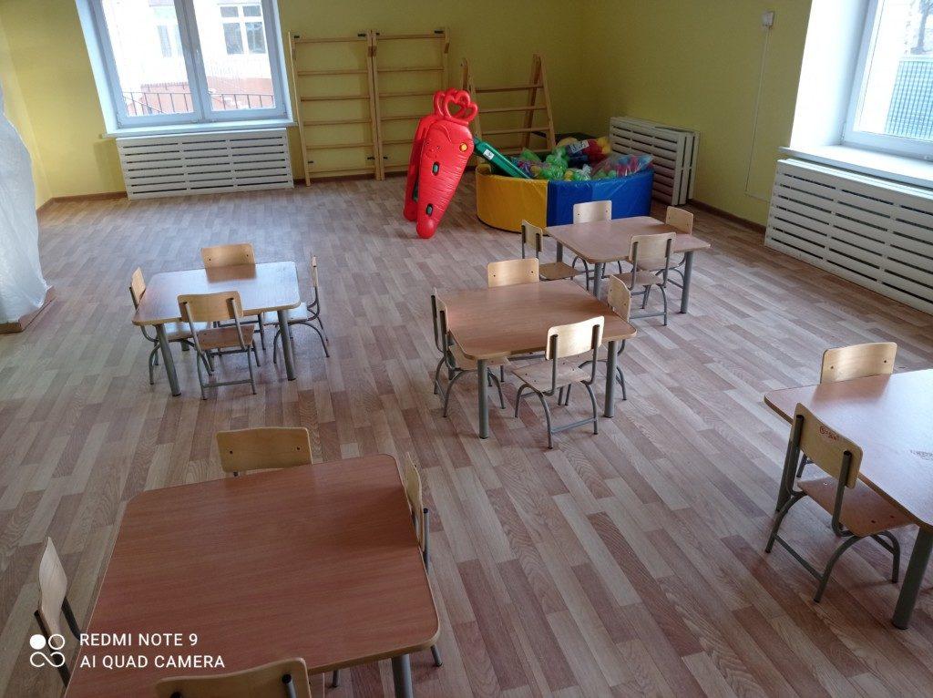 детский сад 4