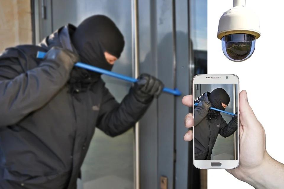 взлом вор кража