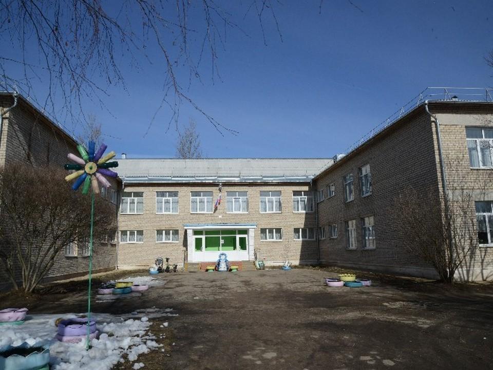 детский сад Новодугино, 13.03.2015 (фото admin-smolensk.ru)