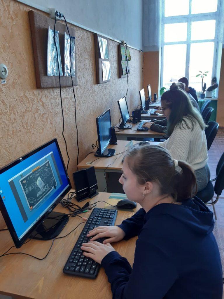 Духовщинская школа-интернат для обучающихся с ОВЗ, компьютерный класс (фото admin-smolensk.ru)