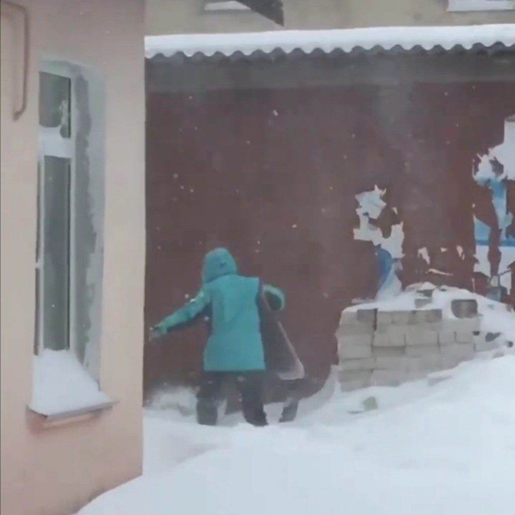 смоленск снегопад