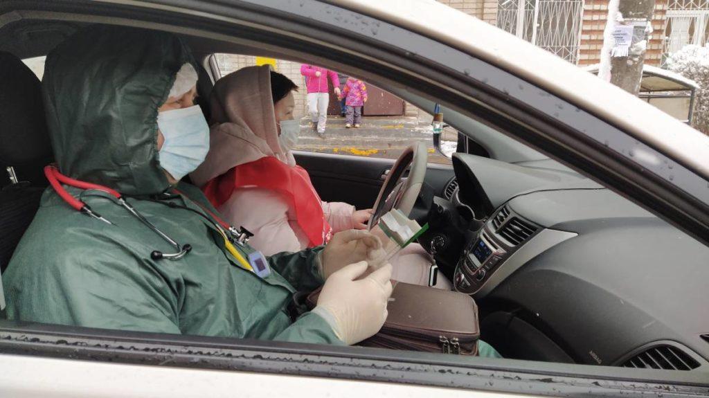 Смоленские автоволонтёры рассказали о своей работе в районах