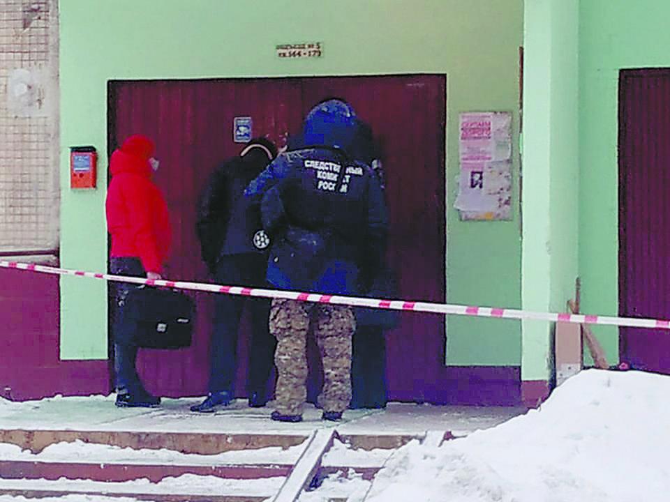 взрыв гранаты 9.02.2021 в многоквартирном доме, улица Палехская в Москве (фото mk.ru)