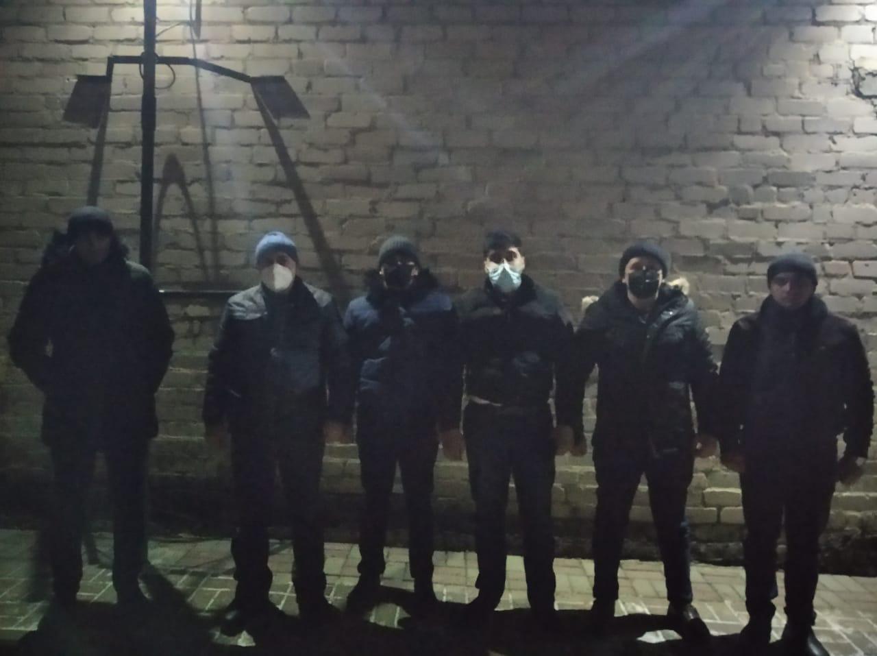 В Смоленской области задержали более 90 нарушителей режима границы